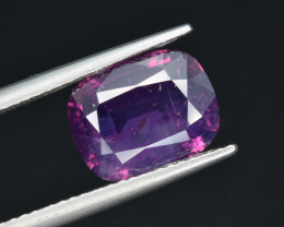 Top Rare Natural Sapphire 3.84 Cts from Kashmir, Pakistan