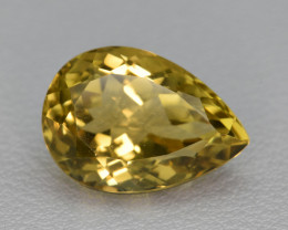 Natural Honey Quartz 8.81 Cts Good Quality Gemstone