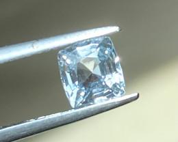 1.11ct unheated blue sapphire