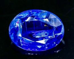 1.40 Crt Natural Kyanite  Faceted Gemstone.( AB 88)