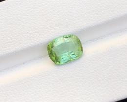 2.40 Carats Natural Tourmaline Cut Stone