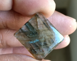 Natural Labradorite Cabochon Genuine Gemstone VA3925