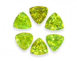 4.05 Cts Stunning Lustrous Natural Sphene