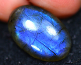 Labradorite 13.95Ct Natural Blue Color Labradorite E2202/C1