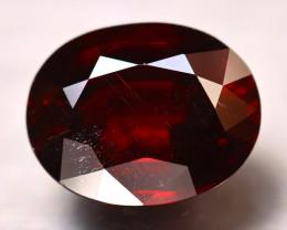 Almandine 11.15Ct Natural Vivid Blood Red Almandine Garnet E2207/B26