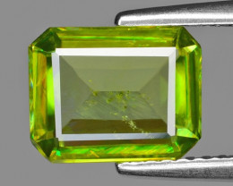 1.78 CT SPHENE WITH DRAMATIC FIRE GEMSTONE SG2
