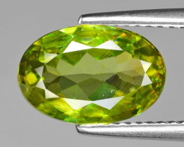 2.36 CT SPHENE WITH DRAMATIC FIRE GEMSTONE SG4