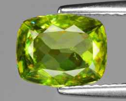 1.38 CT SPHENE WITH DRAMATIC FIRE GEMSTONE SG10