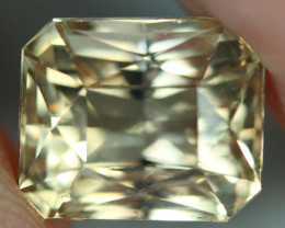 4.75 CT VVS Tourmaline Precision Cut and Polished -TS14