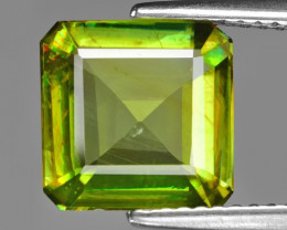 2.55 CT SPHENE WITH DRAMATIC FIRE GEMSTONE SG11