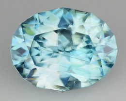 2.51 Cts Natural Zircon Exceptional Color ~ Cambodia ZR15