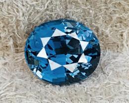 2.210 CT NATURAL UNHEATED COBLAT BLUE SPINEL SRI LANKA