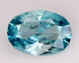 1.64 Cts Natural Zircon Exceptional Color ~ Cambodia ZR23