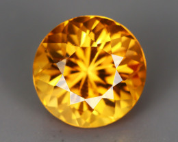 3.650 CT IF CLEAN NATURAL UNHEATED IMPERIAL TOPAZ