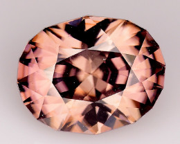 2.31 Cts Natural Zircon Exceptional Color ~ Cambodia ZR30