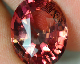 4.73 CT VVS Tourmaline Precision Cut and Polished -TS39