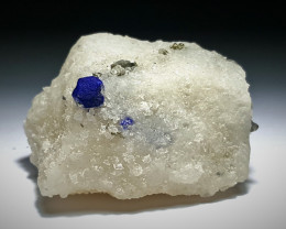 Amazing Natural color Damage free Lapis Lazuli Specimen 208Cts-A