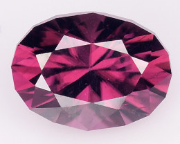 1.31 Cts Natural Zircon Exceptional Color ~ Cambodia ZR51