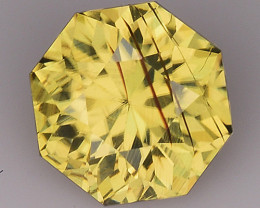 0.78 Cts Natural Zircon Exceptional Color ~ Cambodia ZR53