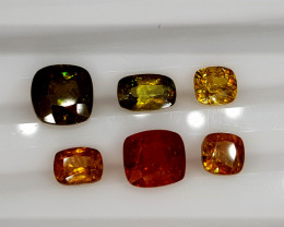 5CT SPHENE COLOR CHANGE PARCEL BEST QUALITY GEMSTONE IIGC35