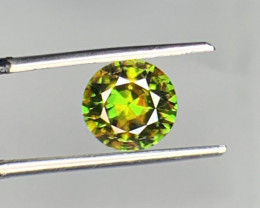 Top Fire Natural Sphene Gems