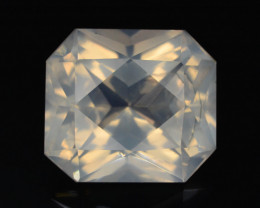 Rare Peach Pink 13.15 ct Feldspar Moonstone~Fancy Cut !G!