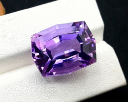 Amethyst, 21.25 Cts Natural Top Color & Cut Amethyst Gemstones