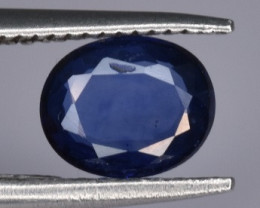 Natural Blue Sapphire 0.60 CTS Gem