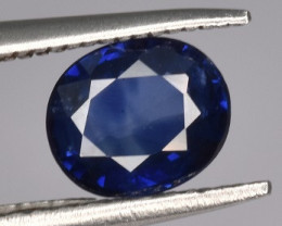 0.72 CTS Blue Sapphire Gem