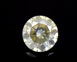 CERTIFIED 0.14CT DIAMOND BEST QUALITY GEMSTONE IIGC35