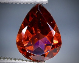 2.27 Crt  Garnet Faceted Gemstone (Rk-63)