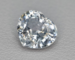 Natural Spinel 2.67 Cts Beautiful Heart Shape from Burma
