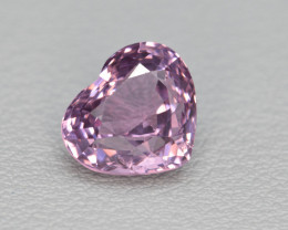 Natural Spinel 2.88 Cts Beautiful Heart Shape from Burma