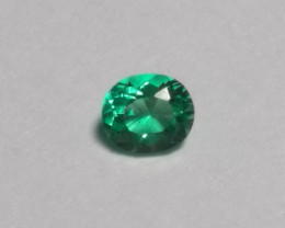 Natural Colombian emerald 0.45 cts from muzo