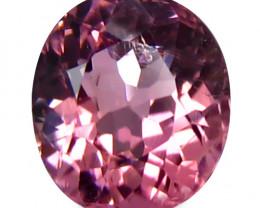 Tourmaline 1.07 Cts Pink portuguese cut  BGC889