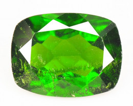 Chrome Diopside 1.54 Cts Natural Green Color Loose Gemstone