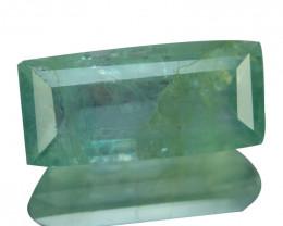 Exceptionally Rare Translucent Quality Natural Grandidierite 1.37 Cts Emera