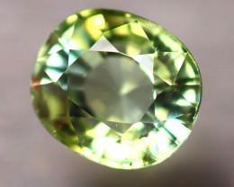 Tourmaline 1.33Ct Natural Green Color Tourmaline D2306/B19