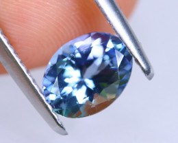 1.08cts Natural D Block Tanzanite Stone / KL781