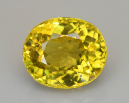 Sparkly Mali Garnet 1.59 ct Nice Rich Yellow Color Mozambique SKU-48