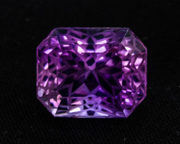 Flower Cut 13.15 Ct Natural Purple Amethyst ~ GAM