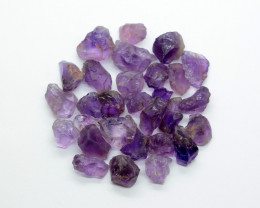 250 CT Beautiful Rough Amethyst From Africa