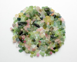 250 Ct Mix Rough Tourmaline From Afghanistan