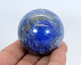 822 CTs Natural Lapis lazuli Healing Sphere From Afghanistan