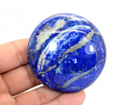 972 Cts Top Quality Lapis Lazuli Tumble From Afghanistan