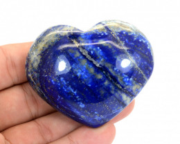 735 Cts Heart Shape Lapis Lazuli From Afghanistan