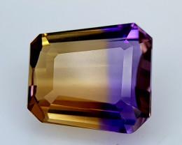 4.95Crt Bolivian Ametrine  Natural Gemstones JI136