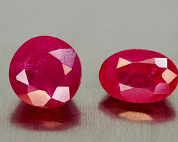 1.25Crt Ruby  Natural Gemstones JI136