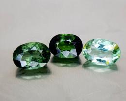 3.95Crt Tourmaline lot Natural Gemstones JI136