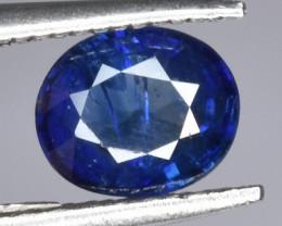 A Beautiful Blue Sapphire 0.72 CTS